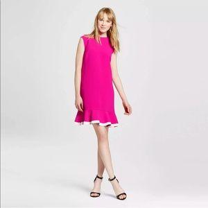 Victoria Beckham Target Pink Dress XS